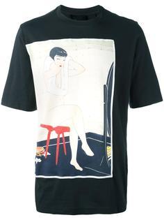 футболка с принтом иллюстрации 3.1 Phillip Lim