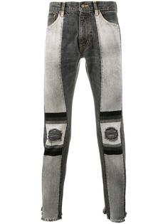 джинсы кроя слим  Facetasm