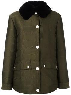 пальто 'Edelweiss' Moncler Gamme Rouge
