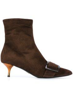 ботинки на низком каблуке  Ermanno Scervino