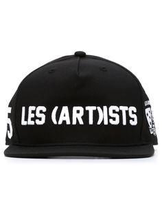кепка с вышитым логотипом Les (Art)Ists