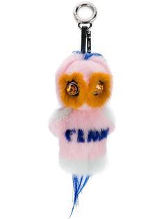 подвеска на сумку 'Fendirumi Piro-Chan'  Fendi