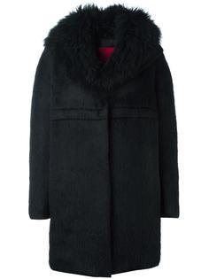 пальто-кокон Moncler Gamme Rouge