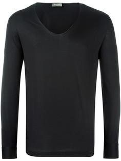 футболка с длинными рукавами Berluti