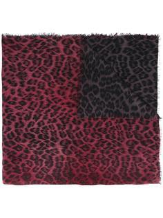 шарф с рисунком 'Scarlet' Lily And Lionel