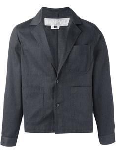 пиджак из жесткой ткани Ganryu Comme Des Garcons