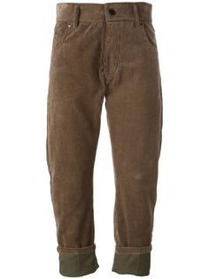 вельветовые брюки Haider Ackermann