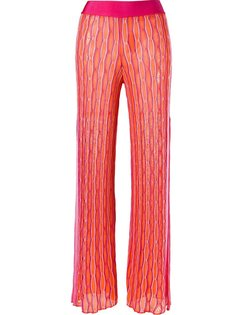 knit trousers Cecilia Prado