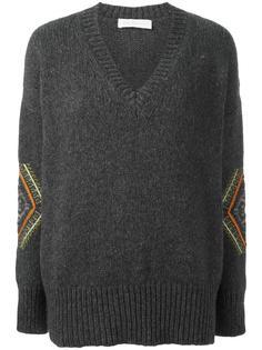 свитер с V-образным вырезом Giada Benincasa