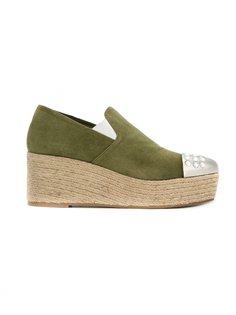 flatform slippers Andrea Bogosian