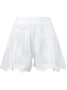 knit shorts Cecilia Prado