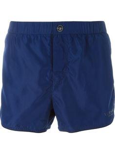 шорты для плавания с логотипом  Versace