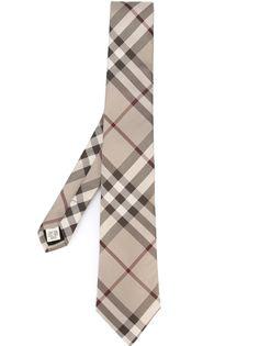 галстук в клетку Burberry London
