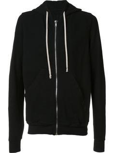 classic long sleeve hoodie Rick Owens DRKSHDW