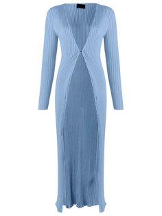 knit cardi-coat Andrea Bogosian