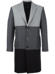 однобортное пальто Lc23