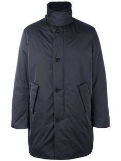 buttoned padded coat Jil Sander