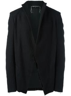 layered collar suit jacket Cedric Jacquemyn