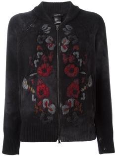 knitted bomber jacket Avant Toi