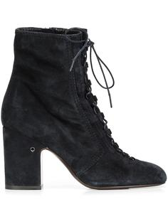 'Milly Velvet' ankle boots Laurence Dacade