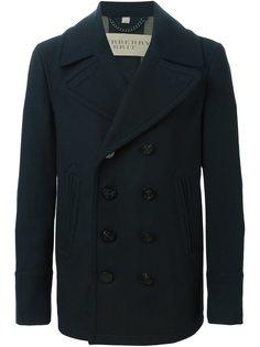 короткое двубортное пальто Burberry