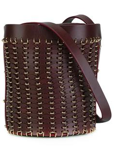сумка через плечо 'Iconic Chain' Paco Rabanne