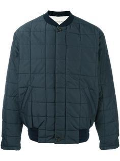 стеганая куртка-бомбер Universal Works