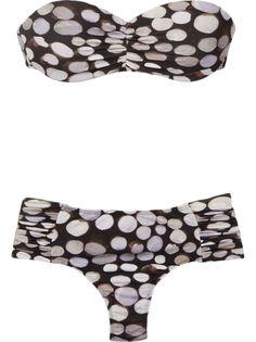 polka dot balconette bikini set  Lygia & Nanny