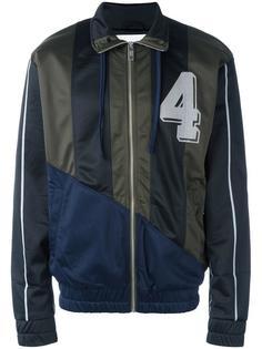 спортивная куртка с панельным дизайном Han Kjøbenhavn
