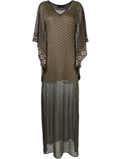 long knit dress Cecilia Prado