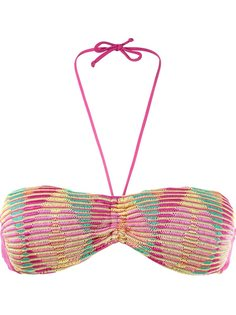 bandeau bikini top Cecilia Prado