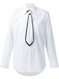 рубашка с аппликацией галстука Marc Jacobs