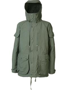 short hooded parka Engineered Garments