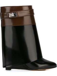 сапоги 'Shark Lock' Givenchy