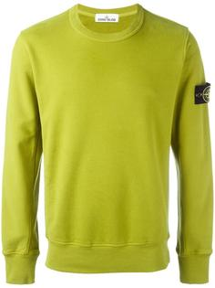 logo patch sweatshirt Stone Island