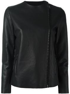 off centre fastening jacket  Salvatore Santoro