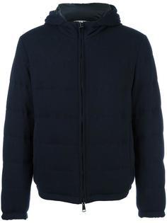 hooded zipped jacket Giorgio Armani