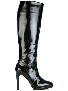 over the knee boots Jean-Michel Cazabat