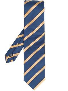diagonal striped tie Simeone Napoli