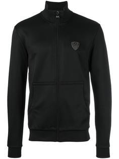 front pockets zipped sweatshirt Ea7 Emporio Armani