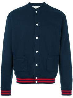 varsity jacket  Maison Kitsuné