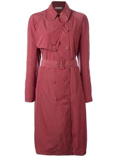 belted trenchcoat Tomas Maier
