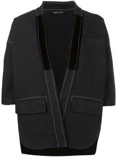shortsleeved jacket  Wooster + Lardini
