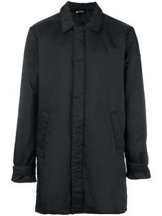 concealed fastening mid coat Ea7 Emporio Armani
