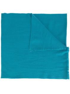 fringed edge scarf Simeone Napoli