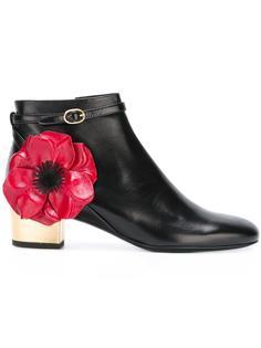 ботинки по щиколотку 'Mame Crumpled' Laurence Dacade
