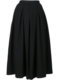 юбка миди со складками Comme Des Garçons