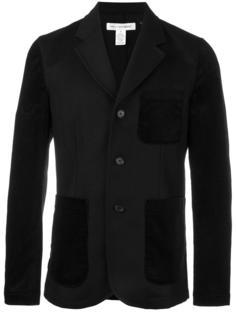 patch pockets blazer Comme Des Garçons Shirt