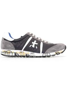 lace-up sneakers Premiata White