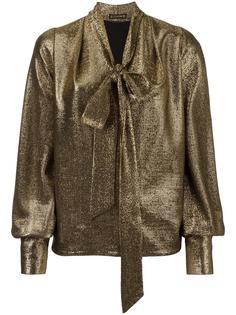 блузка с бантом Plein Sud